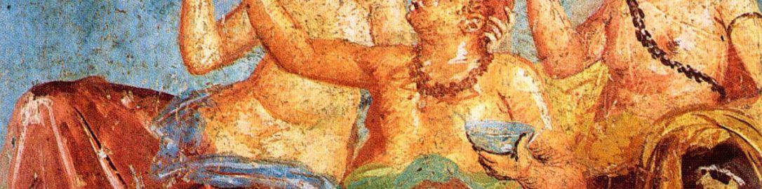 Fresco from Pompeii