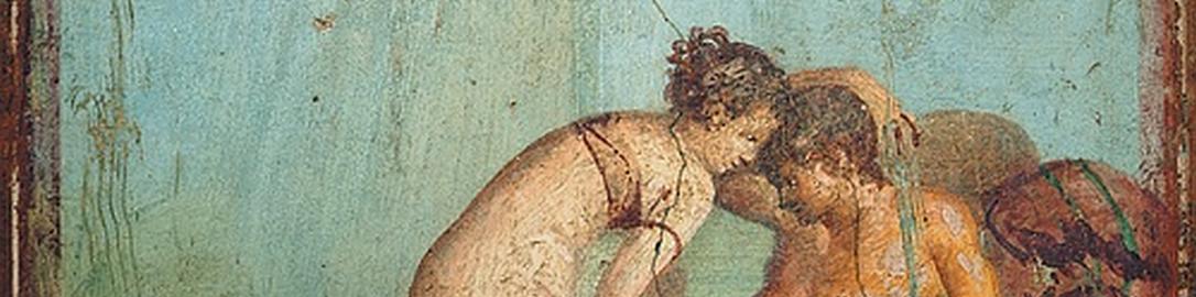 Fresk z pompejów