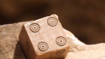 Kostki do gier w starożytnym Rzymie