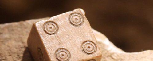Cubic dice