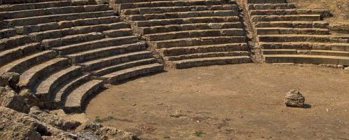Odkryto fragment starożytnego muru