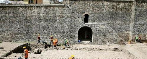 Odkryto rzymską drogę w południowej Turcji