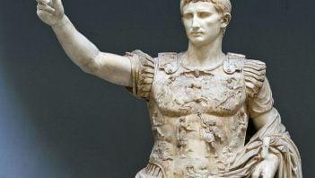 Uczta u Pollio i wstawiennictwo Augusta