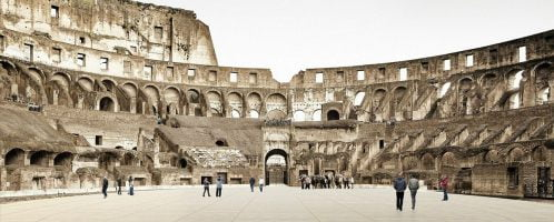 Colosseum will have new arena in 2023