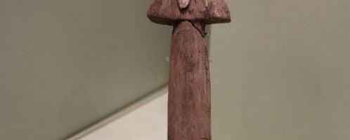 Mały miecz rzymski z Vindolanda