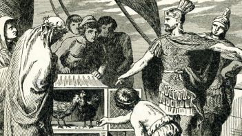 Fortune telling in ancient Rome