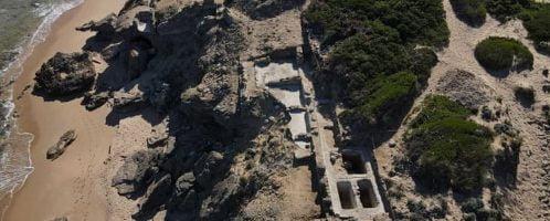 Odkryto rzymskie łaźnie pod hiszpańskimi wydmami
