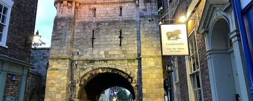 Porta Principalis Dextra w Eboracum