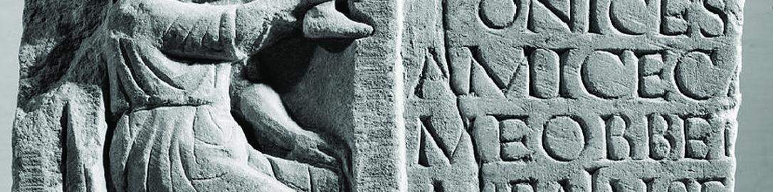 Rzymski nagrobek szwaczki