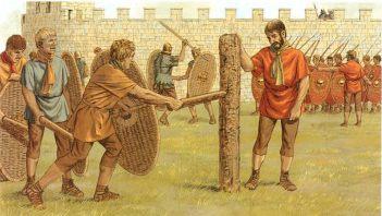 Lucjusz Papiriusz Cursor, jego przydomek i trening