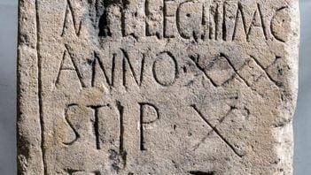 Rzymski nagrobek Gajusza Waleriusza Taurusa