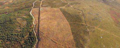 W północnej Portugalii odkryto rzymski obóz wojskowy