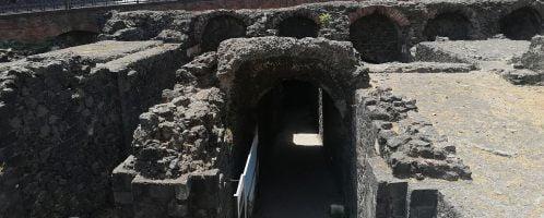 Amfiteatr rzymski w Katanii