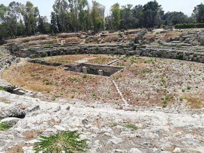 Amfiteatr rzymski w Syrakuzach