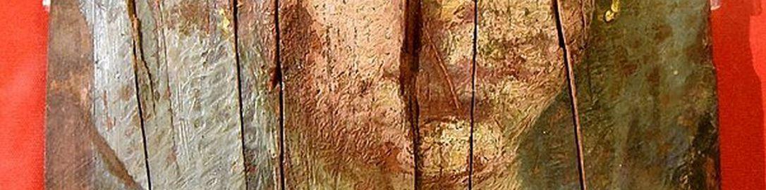 Fayum portrait of girl