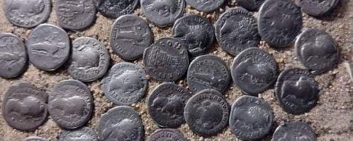 Roman treasure from Ostróda