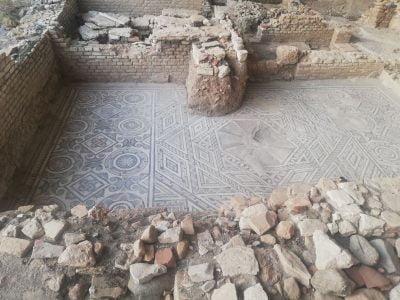 Villa Romana di Patti na Sycylii