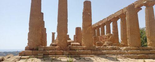 Świątynia Junony Łacińskiej w Agrigento