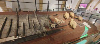 Wrak punickiego statku wojennego z Marsali
