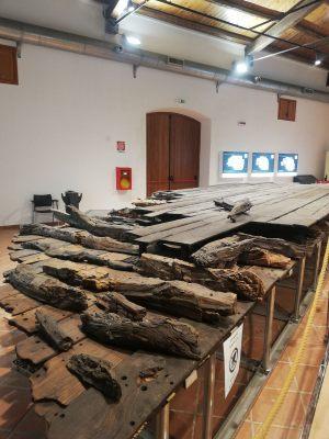 Wrak rzymskiego statku z Sycylii