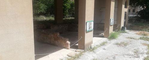 Resti di Villa Romana w Palermo