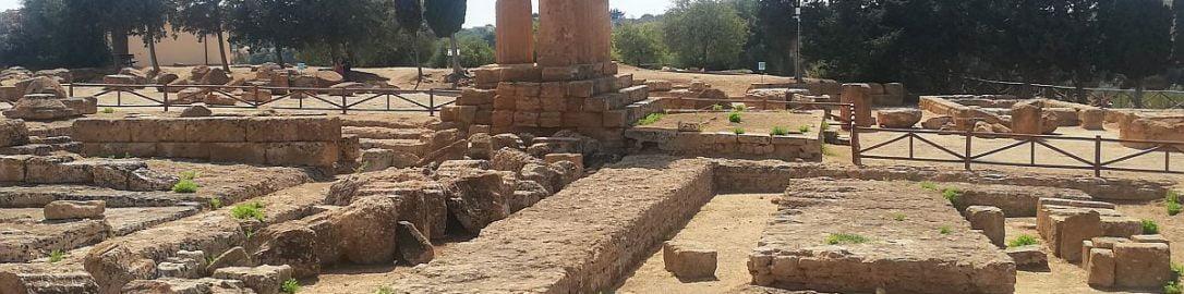 Świątynia Dioskurów w Agrigento