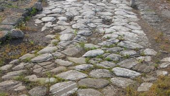 Droga rzymska Via Traiana w Egnatia