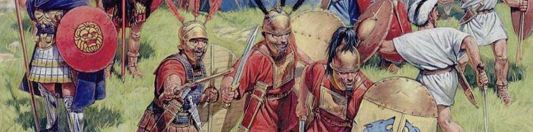 Żołnierze rzymscy okresu Republiki