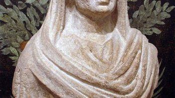Popiersie Julii Maesy