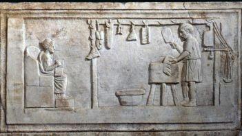 Carnifex - kat w antycznym Rzymie