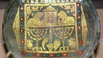 Złote szkło czyli o cennych artefaktach późnego cesarstwa, ich znaczeniu dla diaspory żydowskiej i co z tym wspólnego mieli naziści oraz pewna polska hrabina