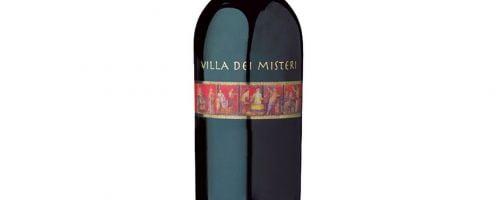 Villa of the Mysteries - wine