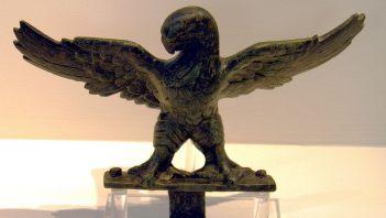 Orły były niezwykle poważane w antycznym Rzymie